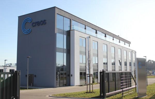 Neubau Firmengebäude, Homburg