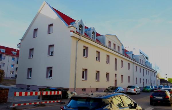 Schillerstraße 9-13, Homburg