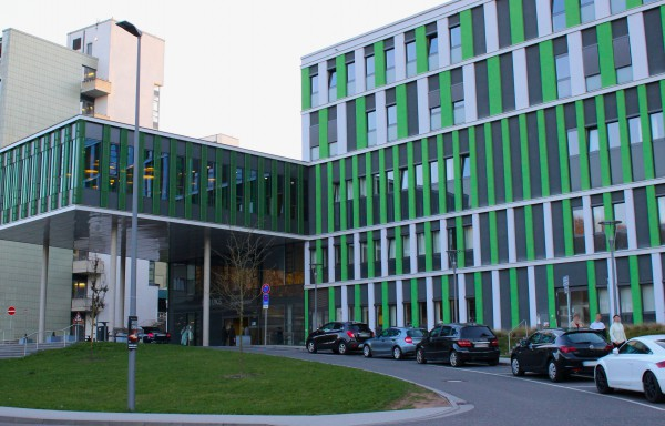 Neubau IMED Homburg, Universitätsklinikum des Saarlandes