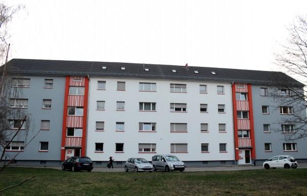Energetische Sanierung von MFH, Kallmanstraße Saarbrücken