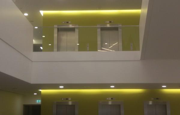 Neubau IMED 1.BA  Universitätsklinikum des Saarlandes, Homburg