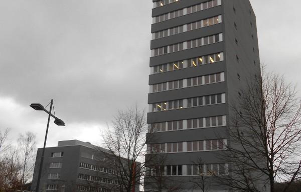 Gebäude C6 Physiktower, Saarbrücken