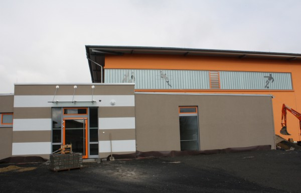 Sporthalle Frickhofen